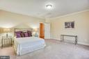 Large bedroom close to master. - 7919 N PARK ST, DUNN LORING
