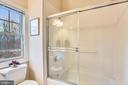 Large bedroom private bath. - 7919 N PARK ST, DUNN LORING