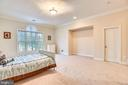Master suite. - 7919 N PARK ST, DUNN LORING