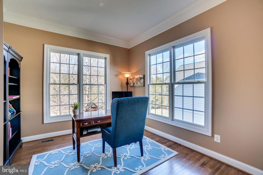 Perfect home office - 18483 ORCHID DR, LEESBURG