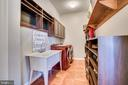 Laundry room - 18483 ORCHID DR, LEESBURG