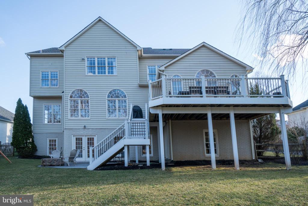 Oversized private lot - 18483 ORCHID DR, LEESBURG