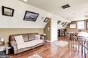 Top Floor Game Room - 17175 TWIN MAPLE LN, LEESBURG
