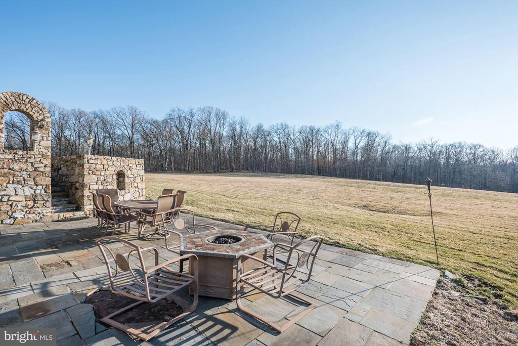 Patio - 17175 TWIN MAPLE LN, LEESBURG