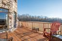 Deck - 17175 TWIN MAPLE LN, LEESBURG