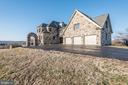Rear - 17175 TWIN MAPLE LN, LEESBURG