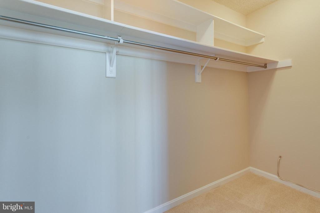 Master Bedroom Closet - 1300 CRYSTAL DR #PH3S, ARLINGTON