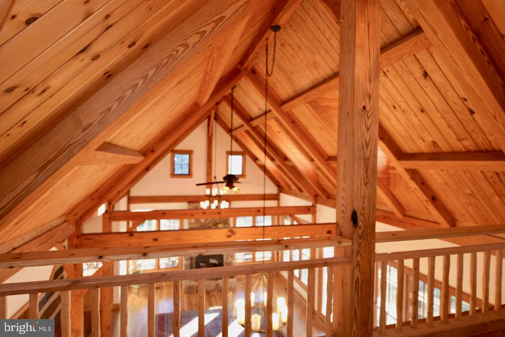 Loft above Great Room - 11 PENNY LN, SPERRYVILLE