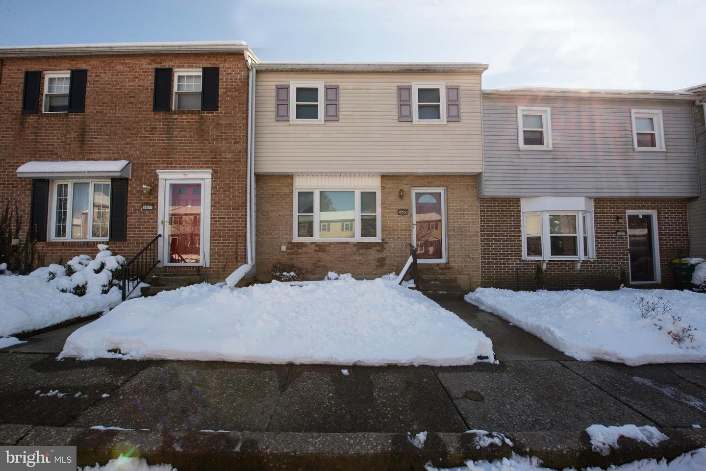 Photo of home for sale at 5680 Greens Drive, Allentown PA