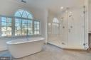 Shower and tub! - 1916 STORM DR, FALLS CHURCH