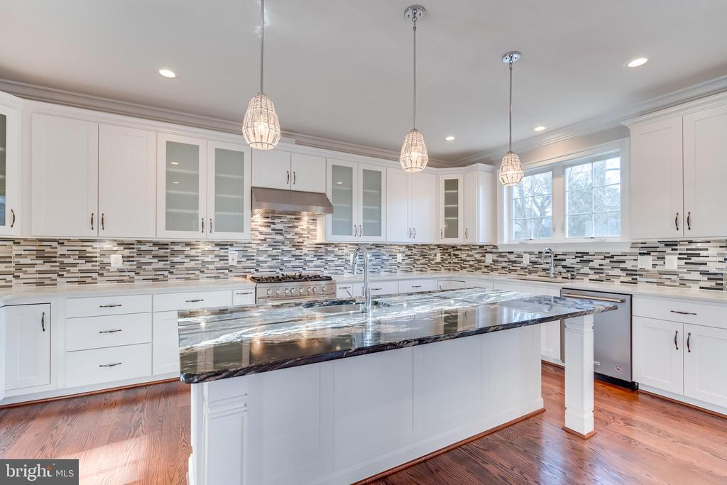 Plenty of room to spread out! - 1916 STORM DR, FALLS CHURCH