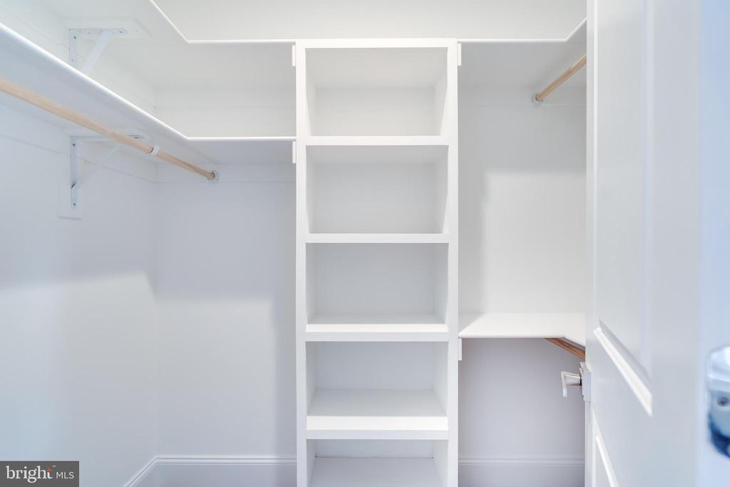 Yes! more closet space! - 1916 STORM DR, FALLS CHURCH
