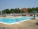 Country Club Green Pool view 1 - 125 S CLUBHOUSE DR SW #8, LEESBURG