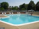 Country Club Green Pool view 2 - 125 S CLUBHOUSE DR SW #8, LEESBURG