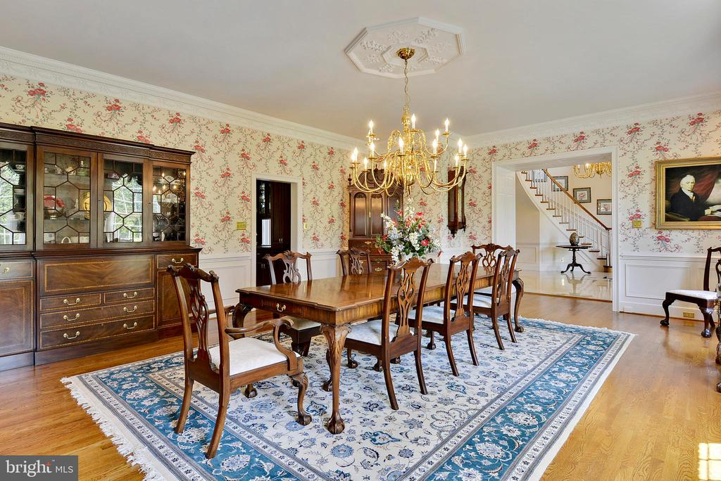 Dining Room - 6901 CLIFTON RD, CLIFTON