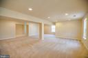 Walk-out Basement - 8485 COLFAX DR, KING GEORGE