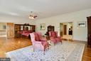Master Retreat - 6901 CLIFTON RD, CLIFTON