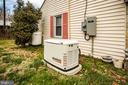 House Generator wired - 6199 S FIRST ST, KING GEORGE