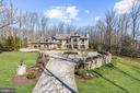 Dramatic Approach - 9811 AVENEL FARM DR, POTOMAC