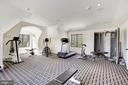 Exercise Room - 9811 AVENEL FARM DR, POTOMAC