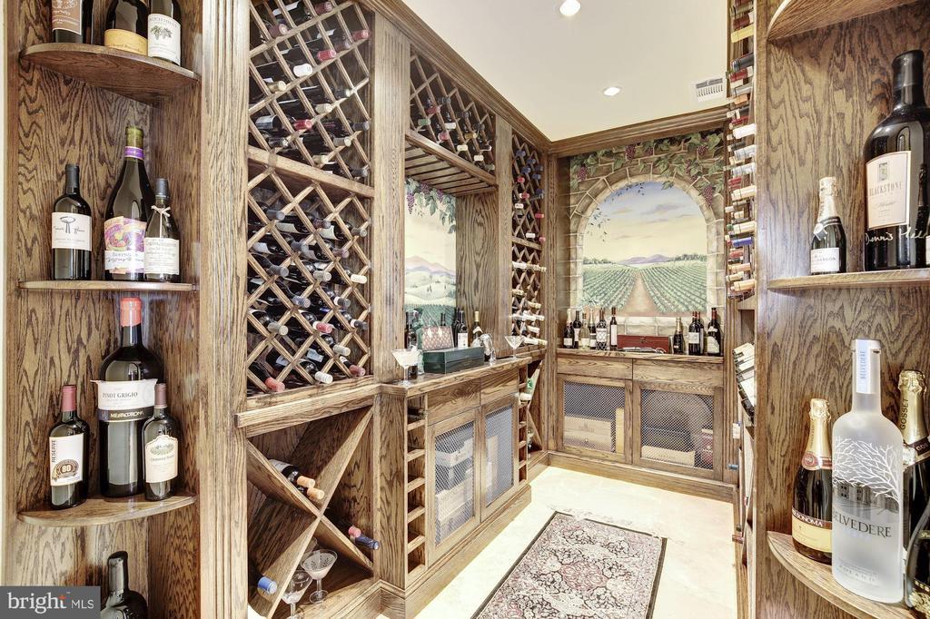 Wine Cellar - 9811 AVENEL FARM DR, POTOMAC