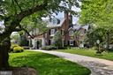Stunning Exterior - 6008 KENNEDY DR, CHEVY CHASE