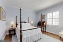 2nd bedroom w/ en suite bathroom + walk in closet - 6008 KENNEDY DR, CHEVY CHASE