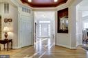Grand Foyer With Opening To Second Level - 917 LINSLADE ST, GAITHERSBURG