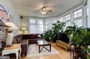 Sunroom Off Breakfast Room - 917 LINSLADE ST, GAITHERSBURG