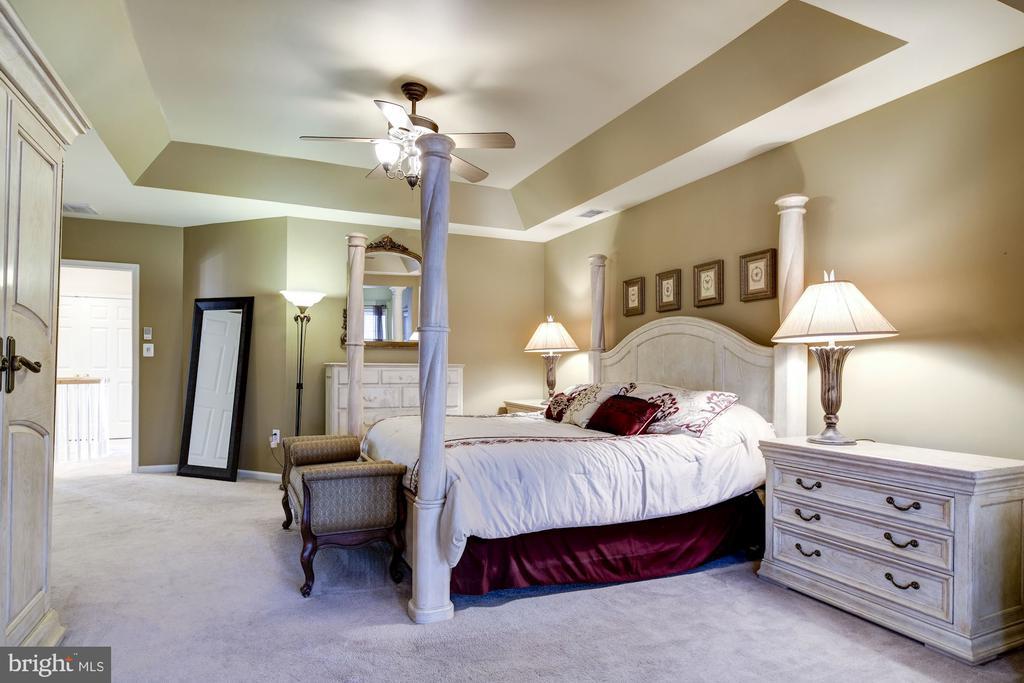 Master Bedroom - 917 LINSLADE ST, GAITHERSBURG
