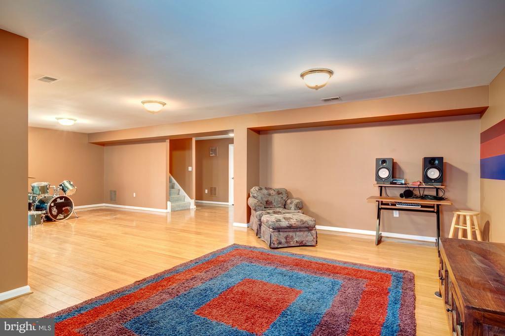 Recreation Room- Basement - 917 LINSLADE ST, GAITHERSBURG