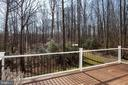 Large Upper Deck for Entertaining - 12157 CANTERBURY CT, KING GEORGE