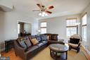 Living Room - 12157 CANTERBURY CT, KING GEORGE