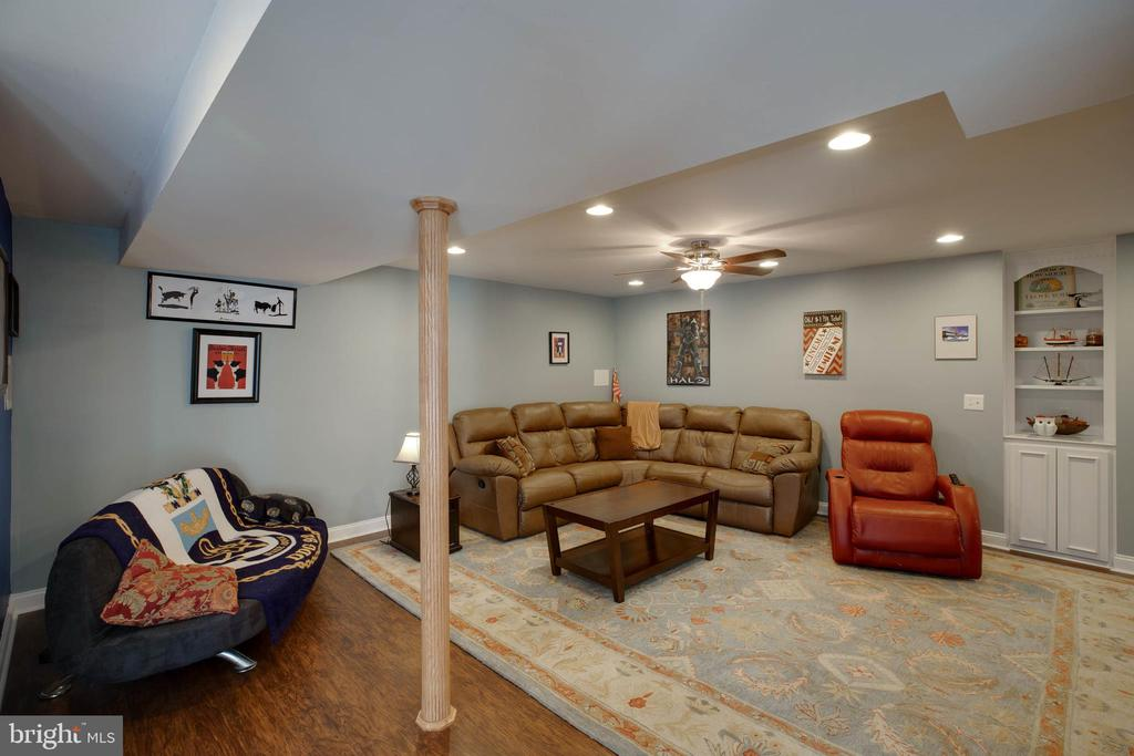Huge Finished Basement - 12157 CANTERBURY CT, KING GEORGE