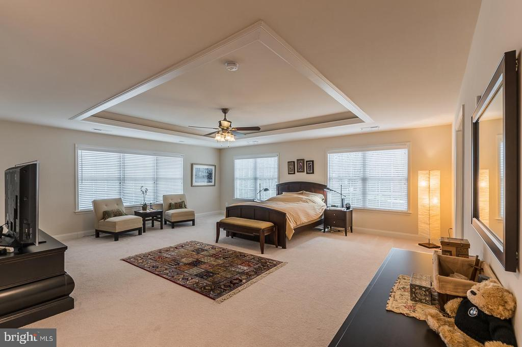 Master Bedroom - 3145 BARBARA LN, FAIRFAX