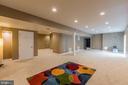 Recreation Room - 3145 BARBARA LN, FAIRFAX