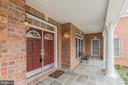 Front Entrance - 3145 BARBARA LN, FAIRFAX