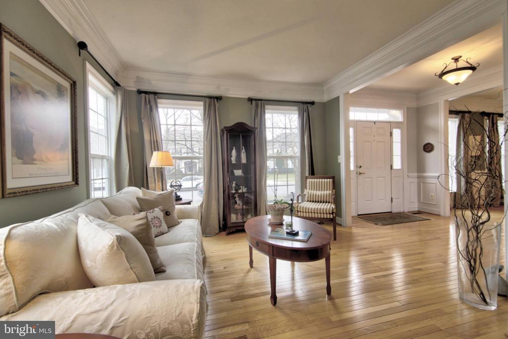 Living Room - 43820 RIVERPOINT DR, LEESBURG