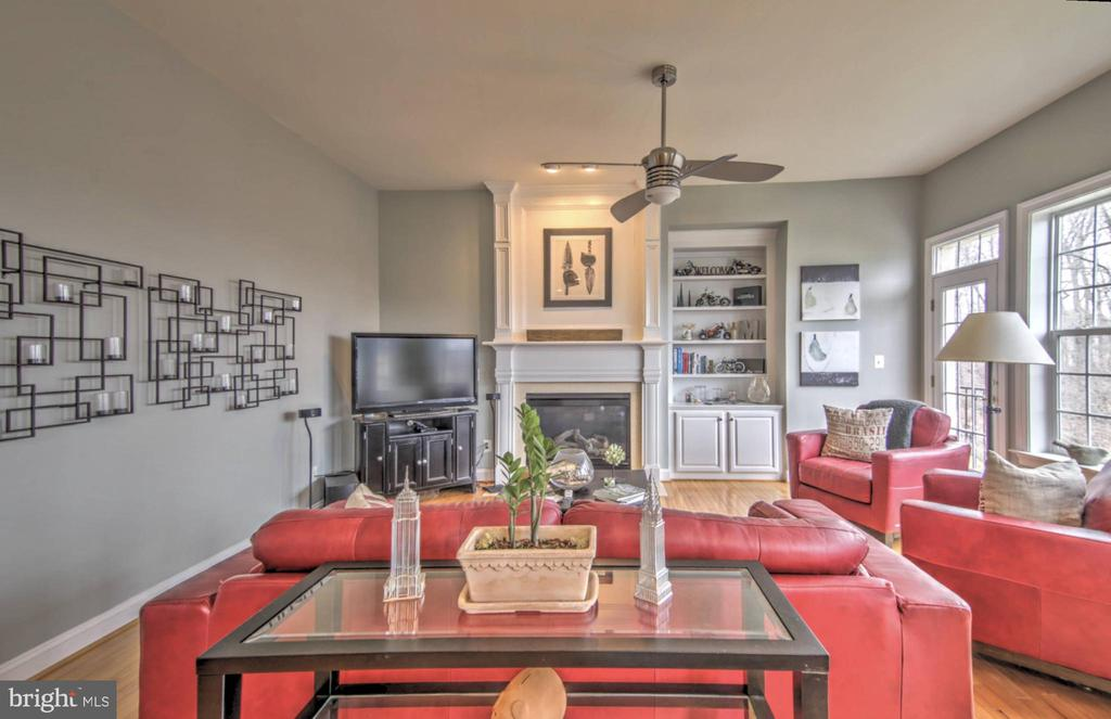 Family Room - 43820 RIVERPOINT DR, LEESBURG