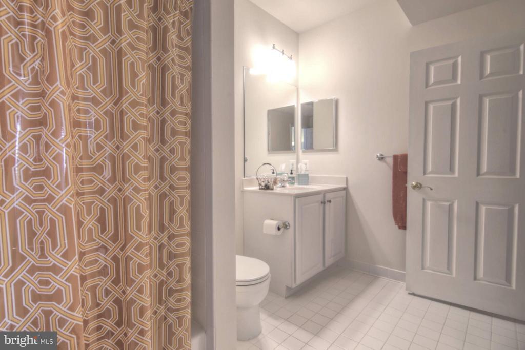 Bathroom 4 at Basement - 43820 RIVERPOINT DR, LEESBURG