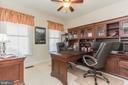 Large Main Level Office - 23081 PECOS LN, BRAMBLETON