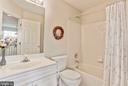 Full Bathroom #2 - 43304 DRESSMAKER LN, CHANTILLY