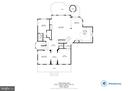 Floor Plan - Main Level - 12328 TIDESWELL MILL CT, WOODBRIDGE
