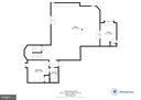 Floor Plan - Lower Level - 12328 TIDESWELL MILL CT, WOODBRIDGE