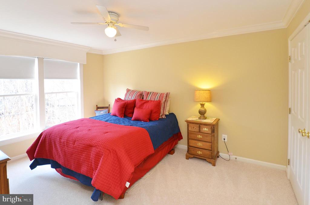 Generous sized bedroom #3 - 18707 DRUMMOND PL, LEESBURG