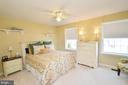 Spacious Bedroom #1 - 18707 DRUMMOND PL, LEESBURG