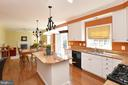 Plenty of counter space - 18707 DRUMMOND PL, LEESBURG