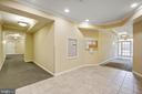 Condo reception area - 815 BRANCH DR #405, HERNDON