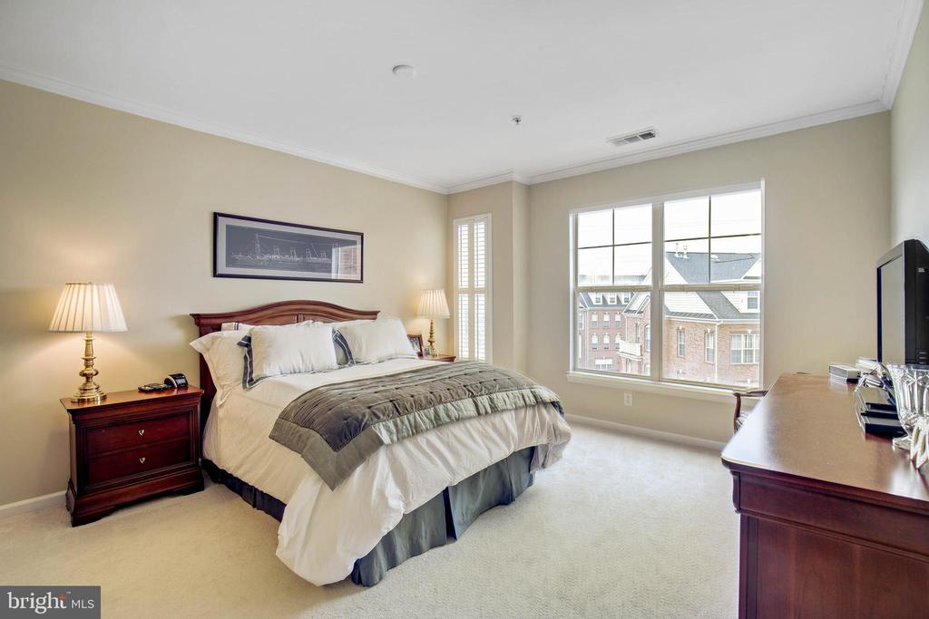 Master Bedroom - 815 BRANCH DR #405, HERNDON