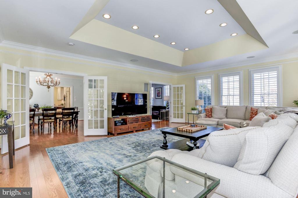 Great Room - 9709 BROOKSTONE LN, VIENNA
